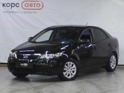 Kia Cerato 2011 г. (черный)
