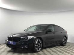 BMW 6er 2018 г. (черный)