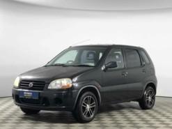 Suzuki Ignis 2002 г. (черный)