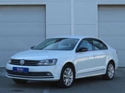 Volkswagen Jetta 2018 г. (белый)