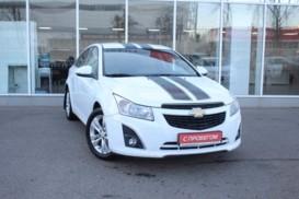 Chevrolet Cruze 2014 г. (белый)