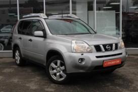 Nissan X-Trail 2008 г. (серый)