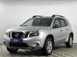 Nissan Terrano 2014 г. (серебряный)