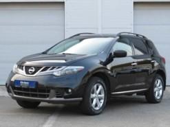 Nissan Murano 2011 г. (черный)