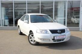 Nissan Almera Classic 2011 г. (белый)