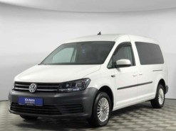 Volkswagen Caddy 2018 г. (белый)