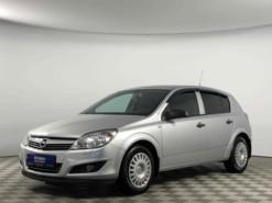 Opel Astra 2007 г. (серебряный)
