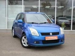 Suzuki Swift 2007 г. (синий)