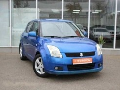 Suzuki Swift 2007 г. (синий)