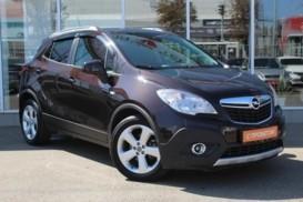 Opel Mokka 2013 г. (коричневый)