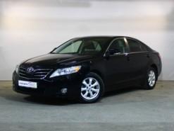 Toyota Camry 2011 г. (черный)