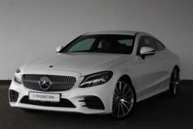 Mercedes-Benz C-klasse 2018 г. (белый)
