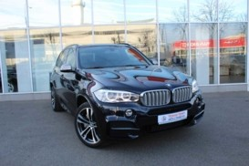 BMW X5 2014 г. (синий)