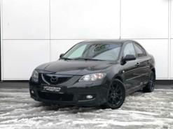 Mazda 3 2007 г. (черный)