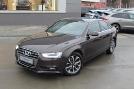 Audi A4 2013 г. (коричневый)
