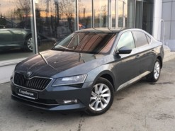 Škoda Superb 2017 г. (серый)