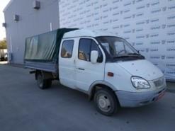 ГАЗ 3302 2007 г. (белый)
