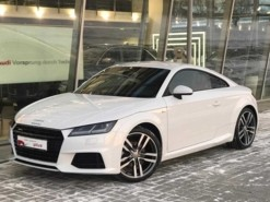 Audi TT 2014 г. (белый)