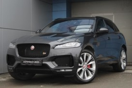 Jaguar F-Pace 2016 г. (серый)