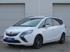 Opel Zafira 2012 г. (белый)