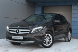 Mercedes-Benz GLA 2014 г. (коричневый)