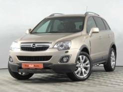 Opel Antara 2012 г. (бежевый)