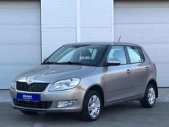 Škoda Fabia 2011 г. (серый)