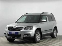 Škoda Yeti 2017 г. (серебряный)