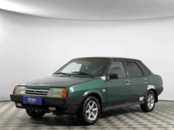 LADA 21099 1995 г. (зеленый)