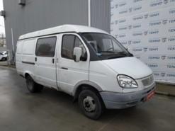 ГАЗ 2705 2007 г. (белый)