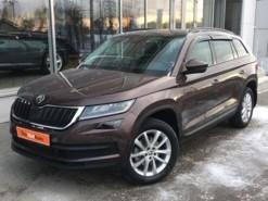 Škoda Kodiaq 2018 г. (коричневый)