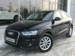 Audi Q3 2013 г. (черный)