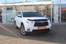 Toyota Highlander 2014 г. (белый)