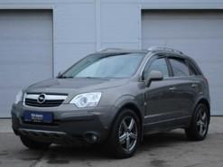 Opel Antara 2009 г. (серый)