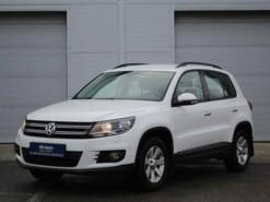 Volkswagen Tiguan 2012 г. (белый)
