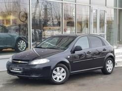Chevrolet Lacetti 2011 г. (черный)