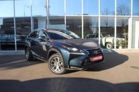 Lexus NX 2015 г. (голубой)