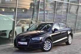 Audi A3 2015 г. (черный)