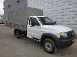 УАЗ Pickup 2017 г. (белый)