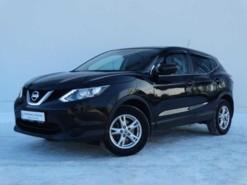 Nissan Qashqai 2016 г. (черный)
