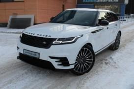 Land Rover Range Rover Velar  2017 г. (белый)