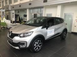 Renault Kaptur 2018 г. (серый)