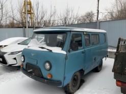 УАЗ 2206 1996 г. (синий)