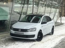 Volkswagen Polo 2019 г. (бежевый)