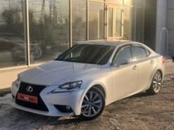 Lexus IS 2014 г. (Экслюзивный)