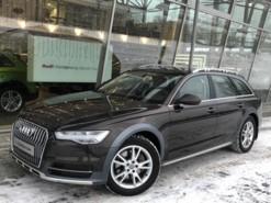 Audi A6 Allroad 2015 г. (коричневый)