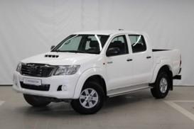 Toyota Hilux 2013 г. (белый)