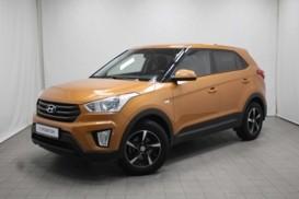 Hyundai Creta 2016 г. (оранжевый)