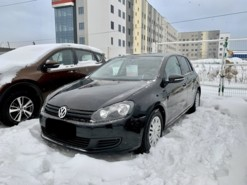 Volkswagen Golf 2011 г. (черный)
