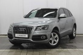 Audi Q5 2011 г. (серый)